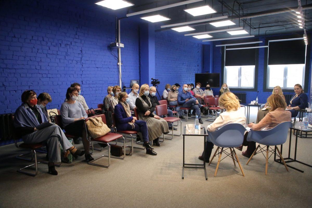 Семинар для журналистов об избирательном праве прошел в Нижегородском областном информационном центре