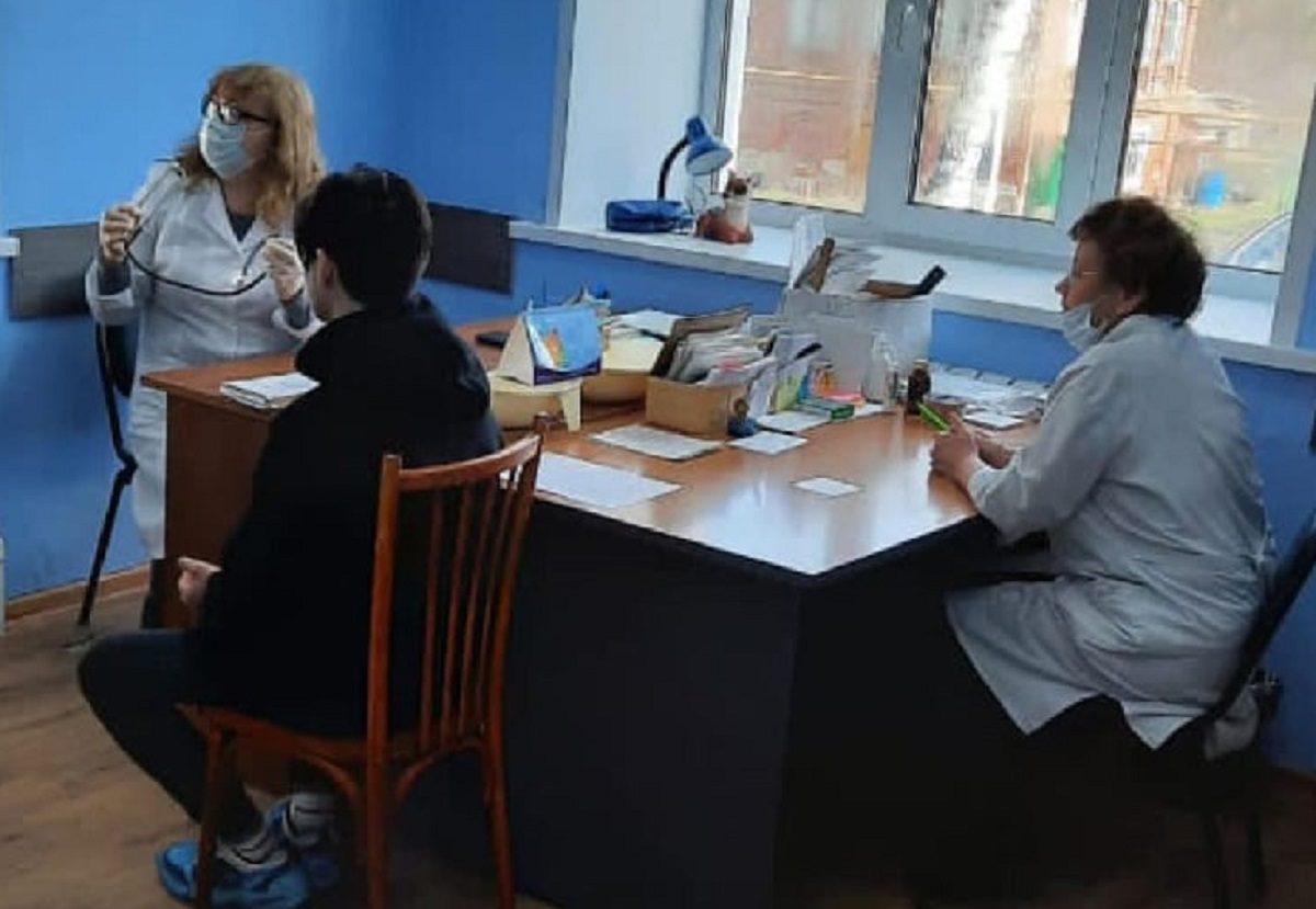 Филиал детской консультации Сергачской ЦРБ начал свою работу после капитального ремонта