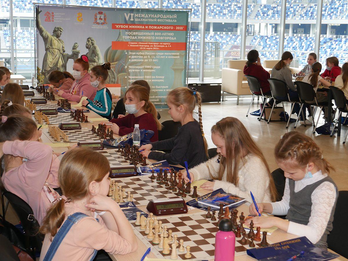 Нижегородцы успешно выступили на международном шахматном фестивале «Кубок Минина и Пожарского»