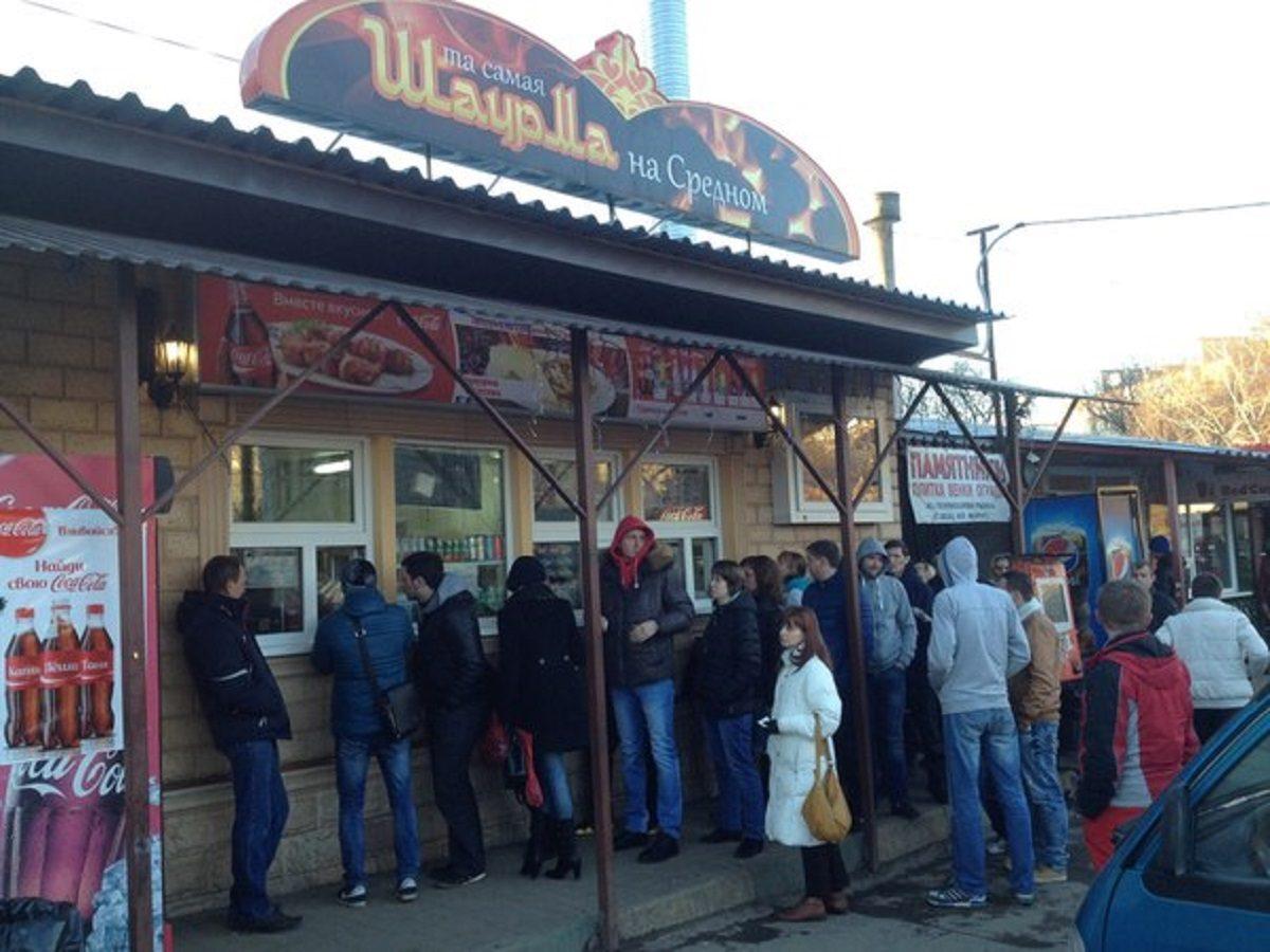 Нижегородцы признали торговлю шаурмой самым привлекательным бизнесом