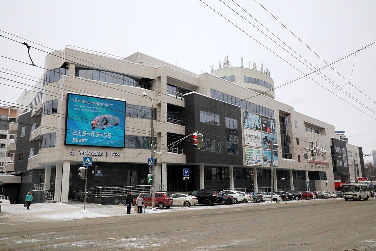 Торговый центр «Шоколад» снова выставили на продажу в Нижнем Новгороде