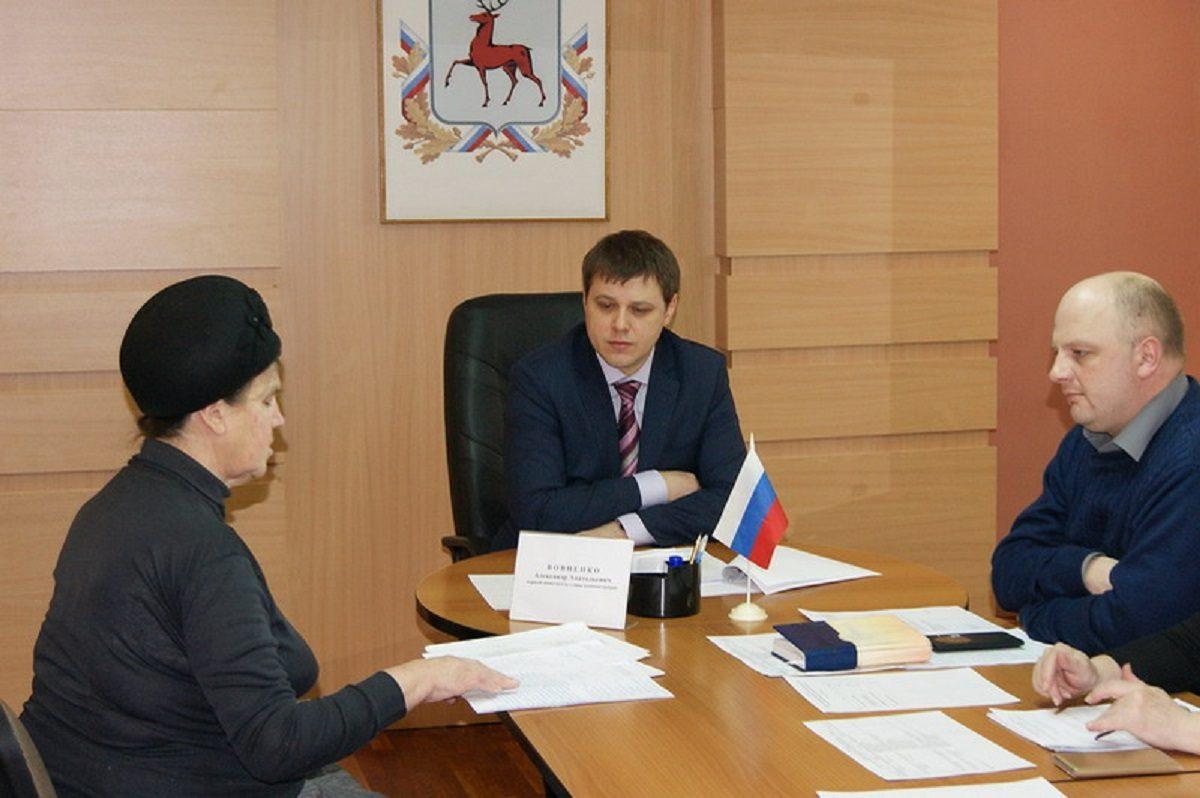 Отстоять честь и достоинство: первый замглавы Канавина Александр Вовненко подал иск в суд против жителей