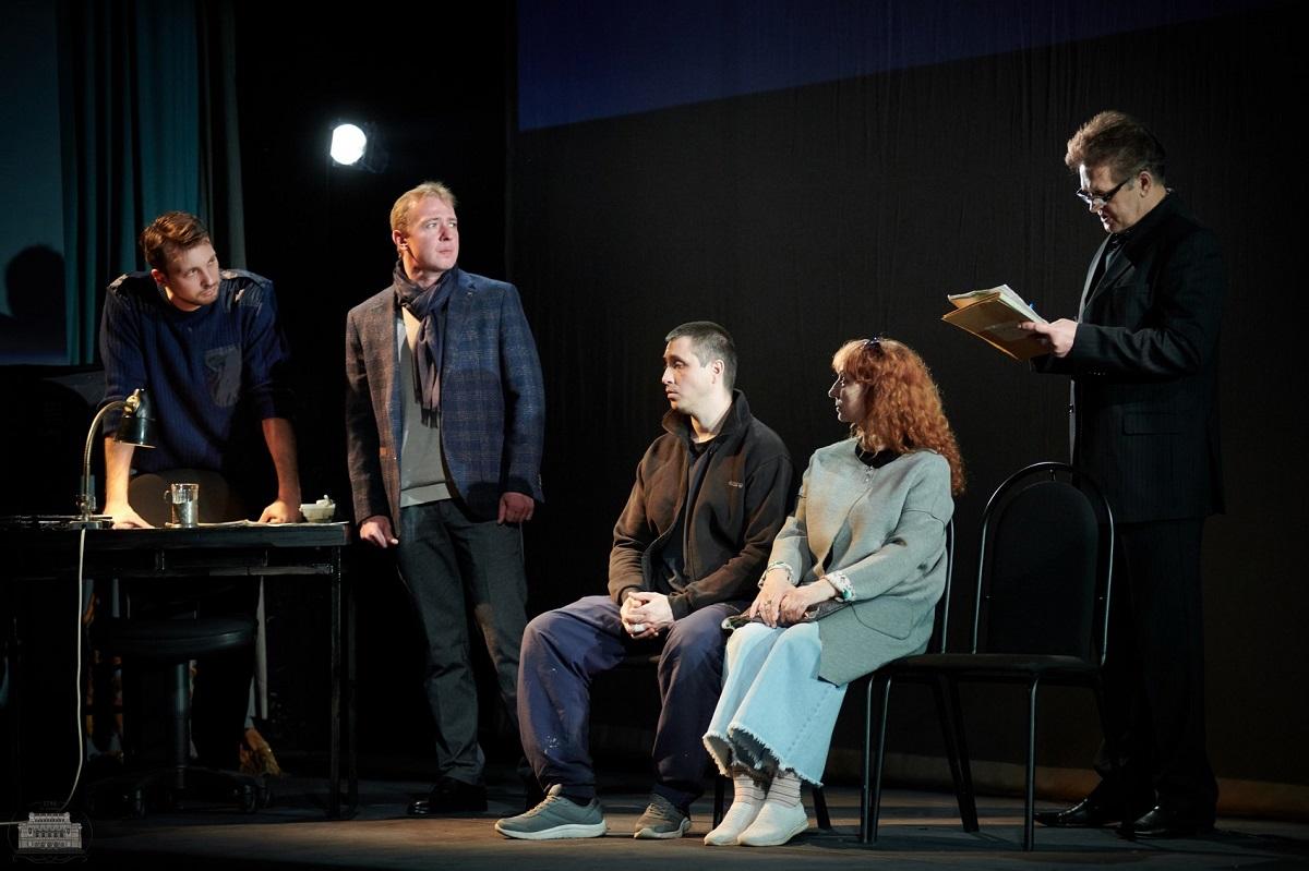 спектакль сдвиг театр драмы