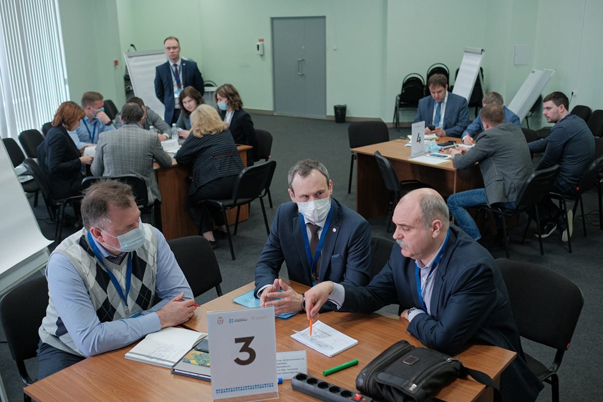 Ресурсоснабжающие предприятия Нижнего Новгорода обсудили вопросы развития отрасли ЖКХ