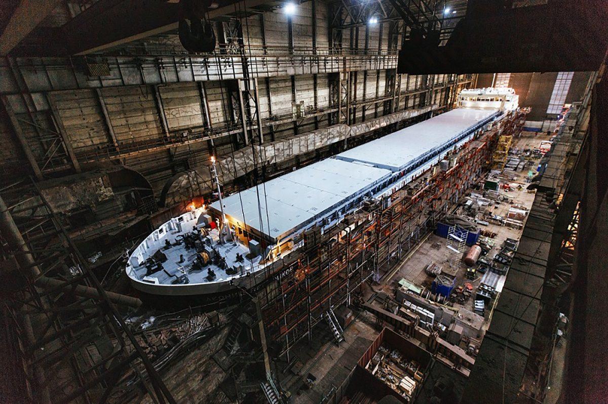 11 сухогрузов построит нижегородский завод «Красное Сормово»
