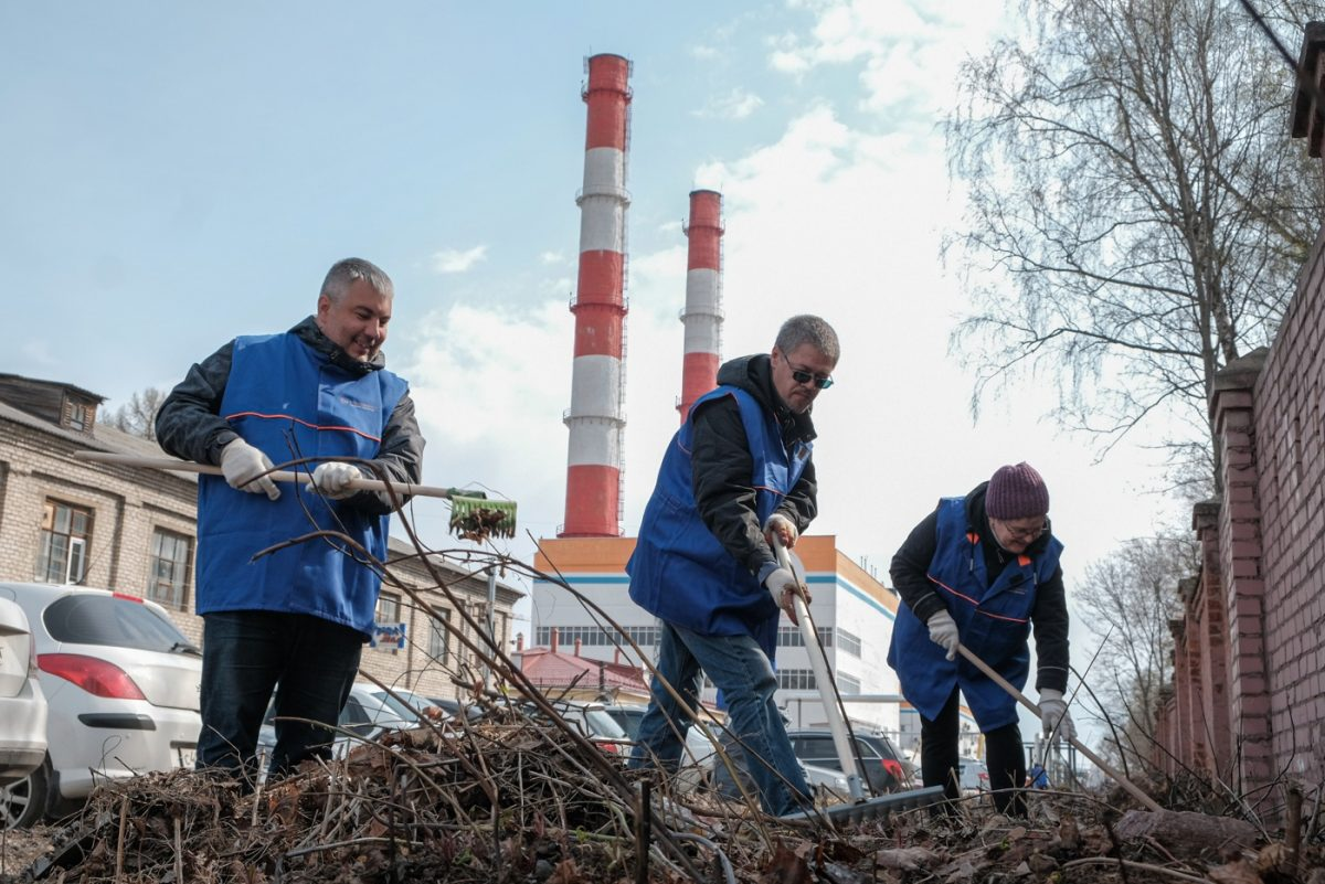 АО «Теплоэнерго» полностью восстановит благоустройство 795 участков, где зимой проводились земляные работы