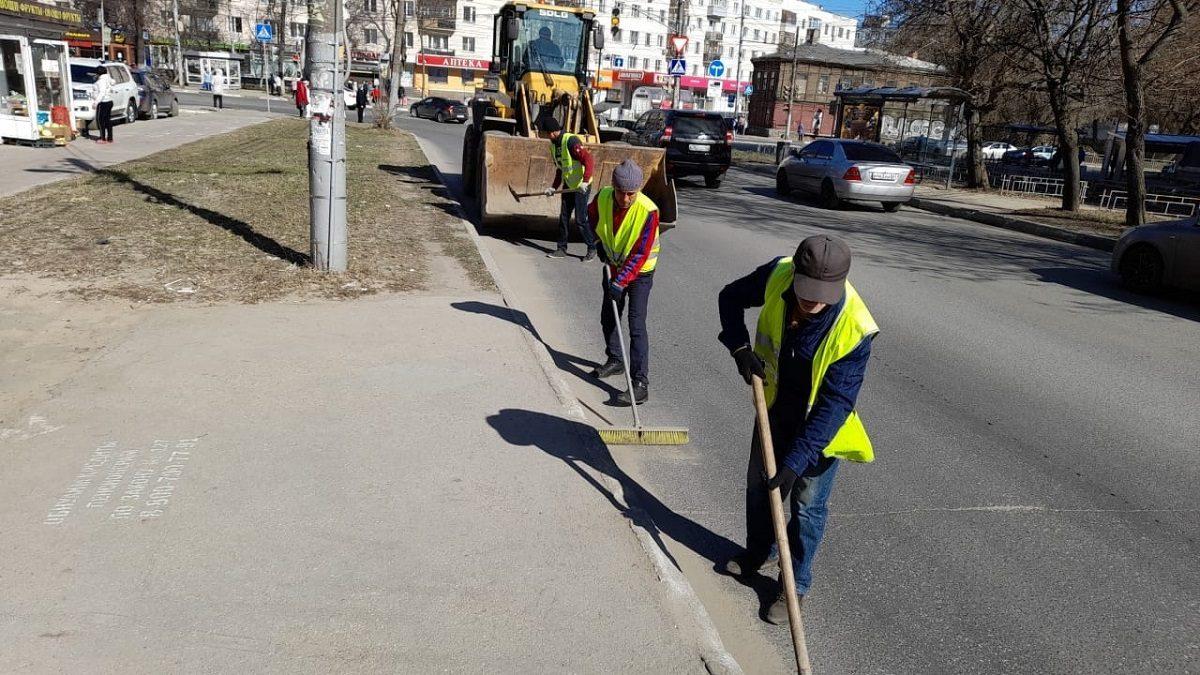 Депутаты Думы обсудили уборку и вывоз мусора в Нижнем Новгороде после зимы
