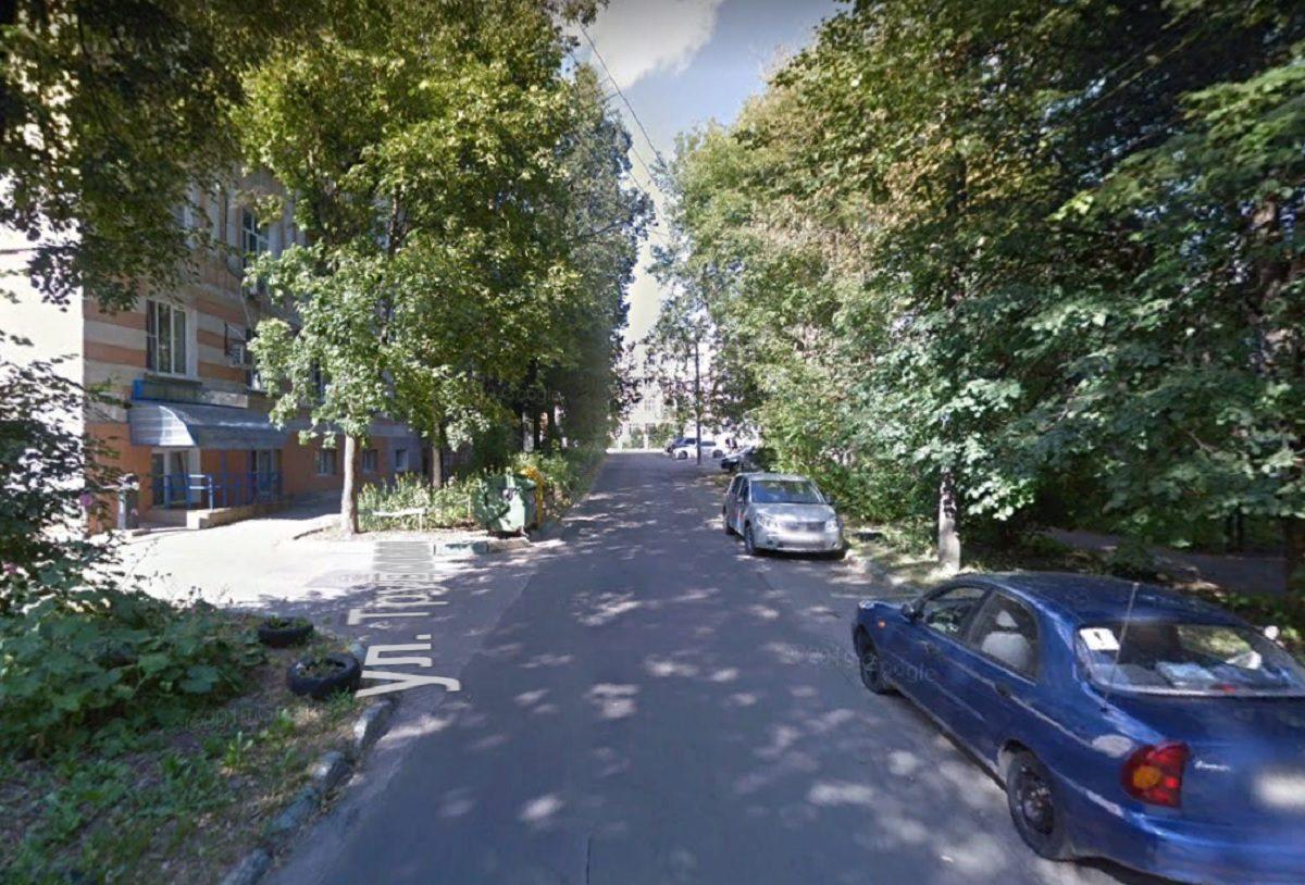 Движение транспорта на полтора месяца ограничат на улице Трудовой в Нижегородском районе