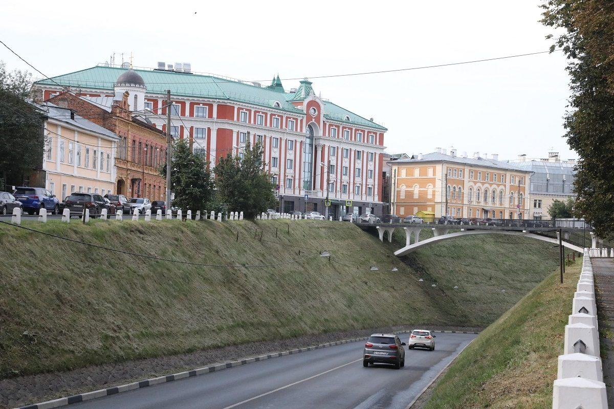 Мост через Зеленский съезд планируют отремонтировать к 800-летию Нижнего Новгорода