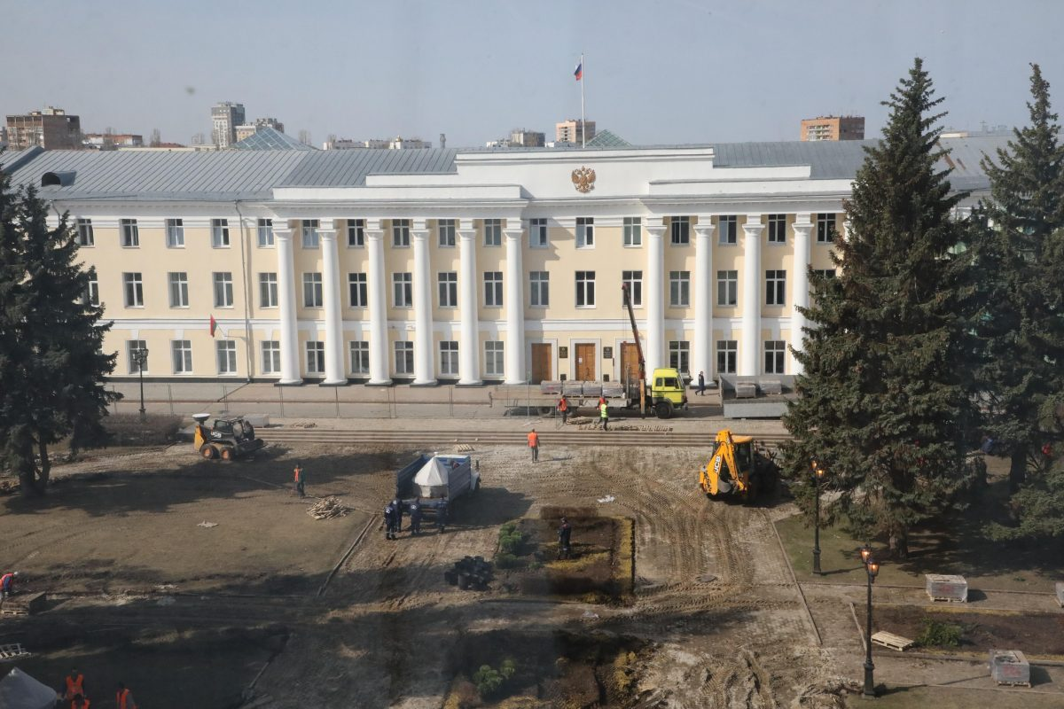 Демонтаж части здания «Дома правительства» в Нижегородском кремле обойдётся в 43 млн рублей