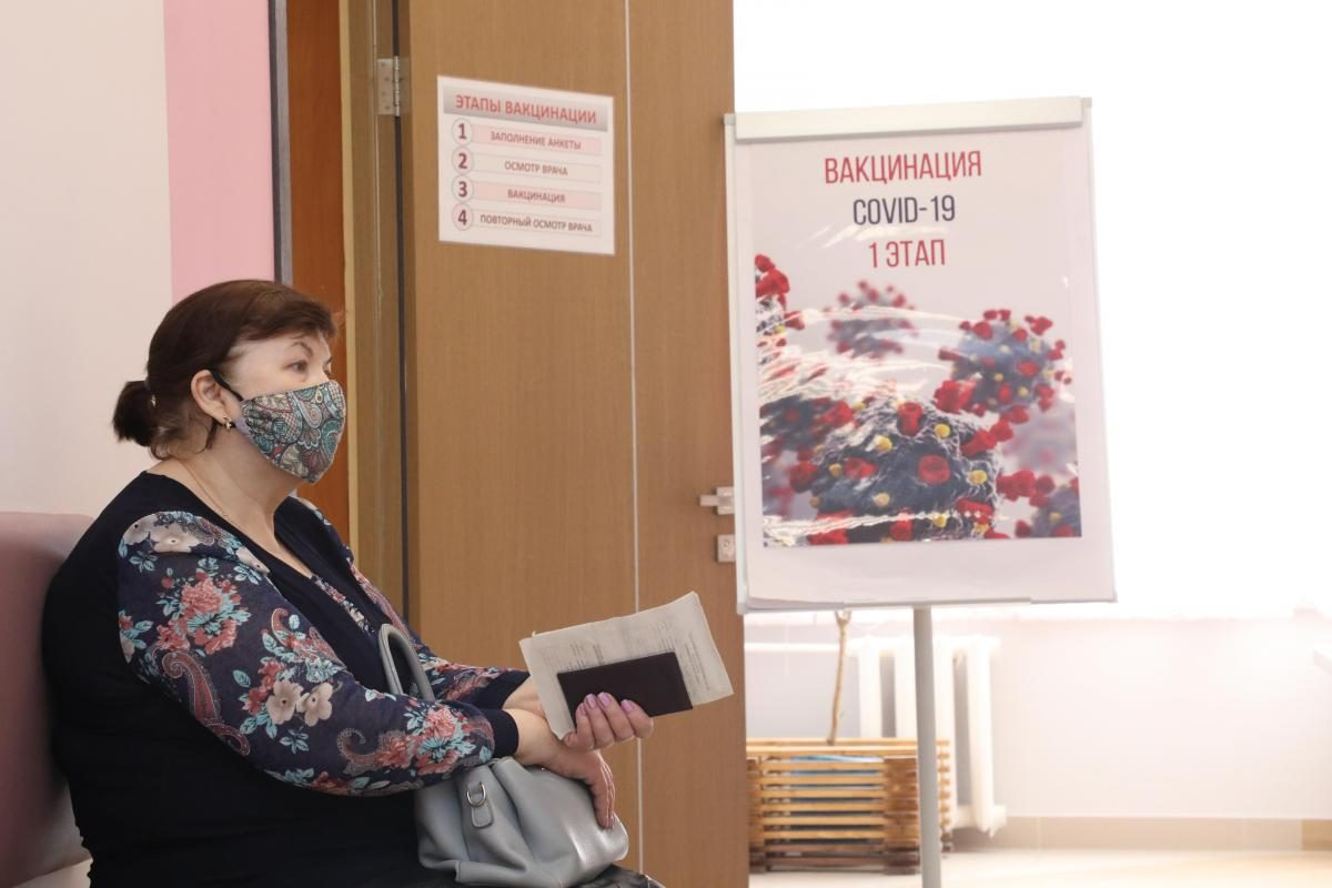 Еще 6 тысяч доз вакцины «ЭпиВакКорона» поступило в Нижегородскую область