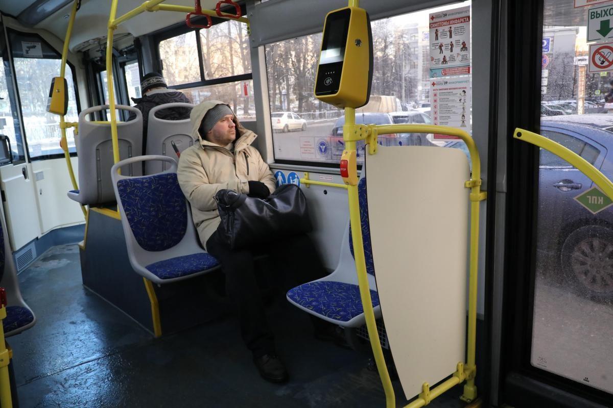 Валидаторы установят во всех нижегородских трамваях и троллейбусах этой осенью
