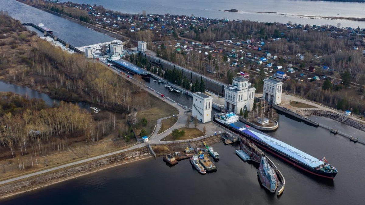 Волжское пароходство примет участие ворганизации гала-шоу 800-летия Нижнего Новгорода вакватории Волги иОки (ВИДЕО)