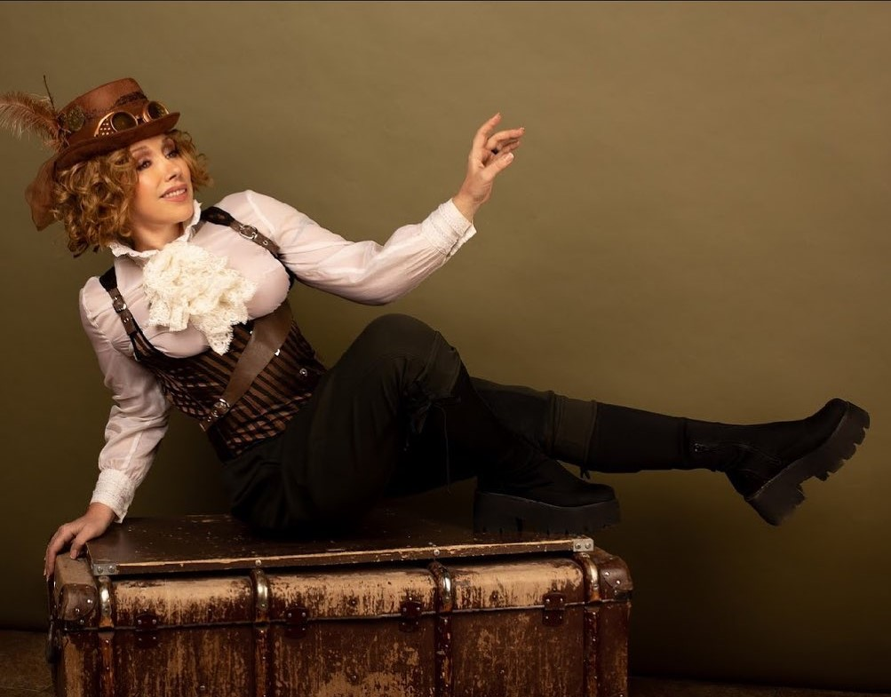 Елена Воробей: «Это большое счастье, когда на твоё появление на сцене зал реагирует смехом»
