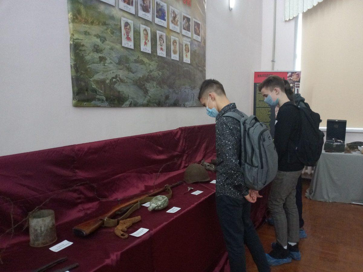 Свидетели подвигов: экспозиция «Без срока давности» путешествует по Нижегородской области