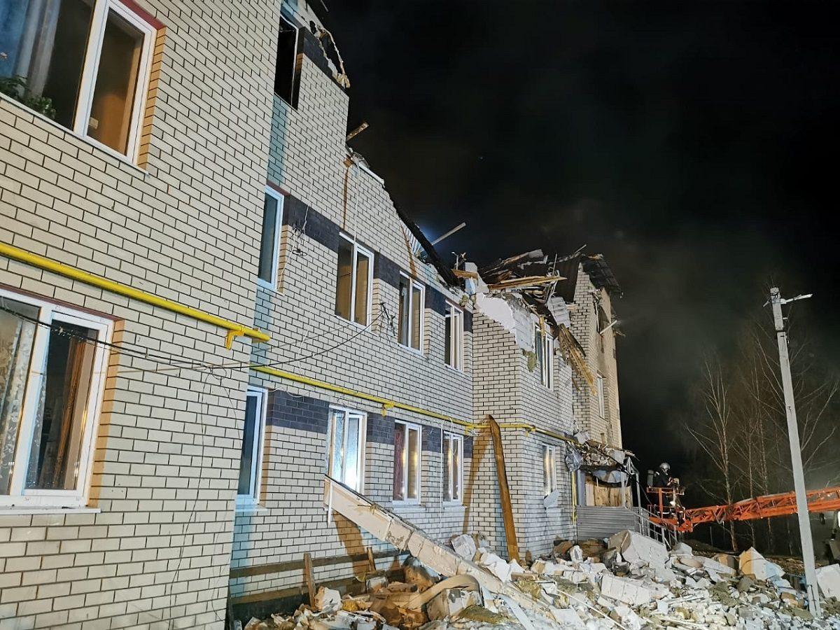 Глеб Никитин принес соболезнования семье ребенка, погибшего при обрушении дома вселе Маргуша