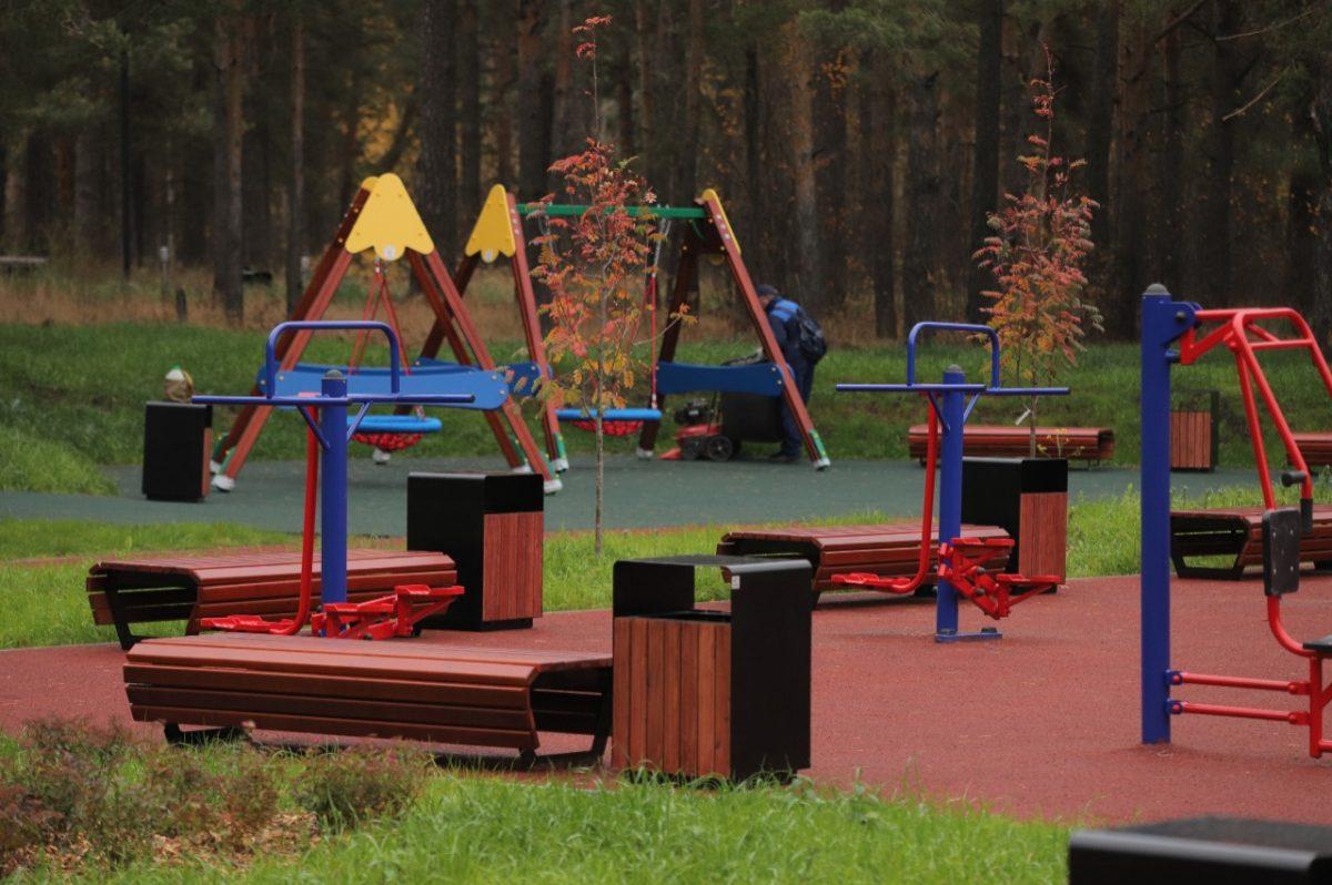 Дзержинск попал в топ-3 районов области по качеству городской среды