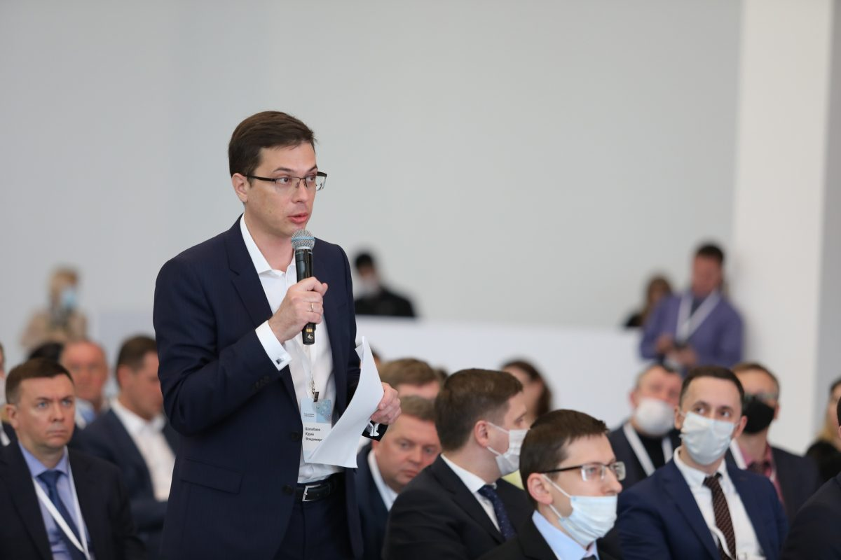 Юрий Шалабаев: «Работа с предпринимателями – один из приоритетов деятельности администрации Нижнего Новгорода»
