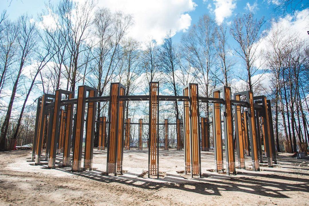 Во время майских выходных в парке «Швейцария» будут кипеть работы