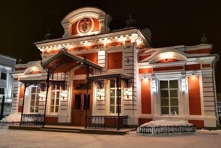 Царский павильон на Московском вокзале откроется для посетителей в «Ночь музеев»