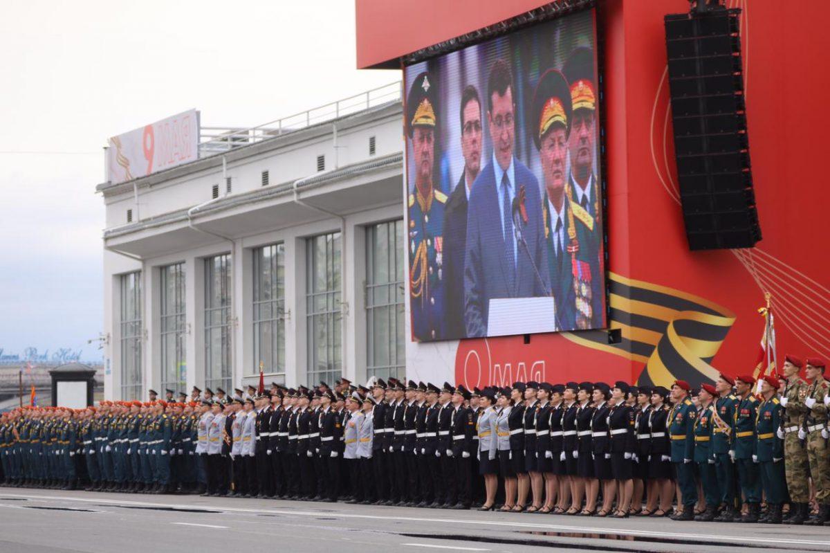 Глеб Никитин: «День Победы был иостается самым главным праздником нашей страны»