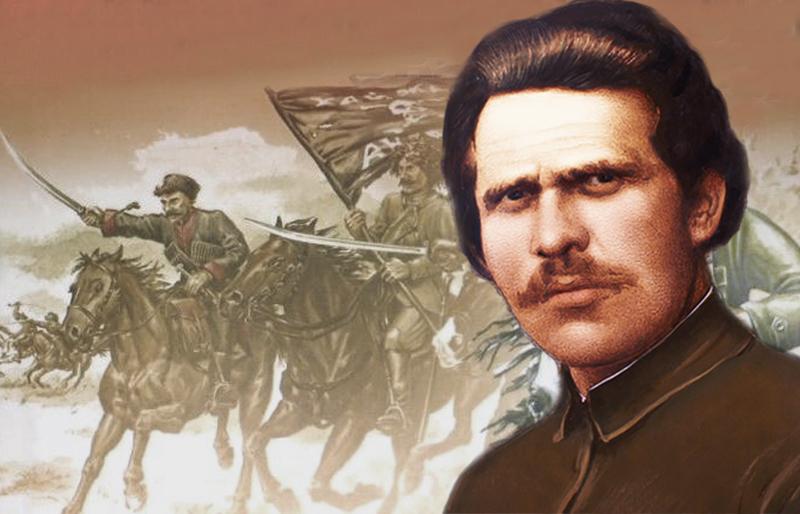 Вот такая махновщина: как батька пожалел юного Михаила Шолохова