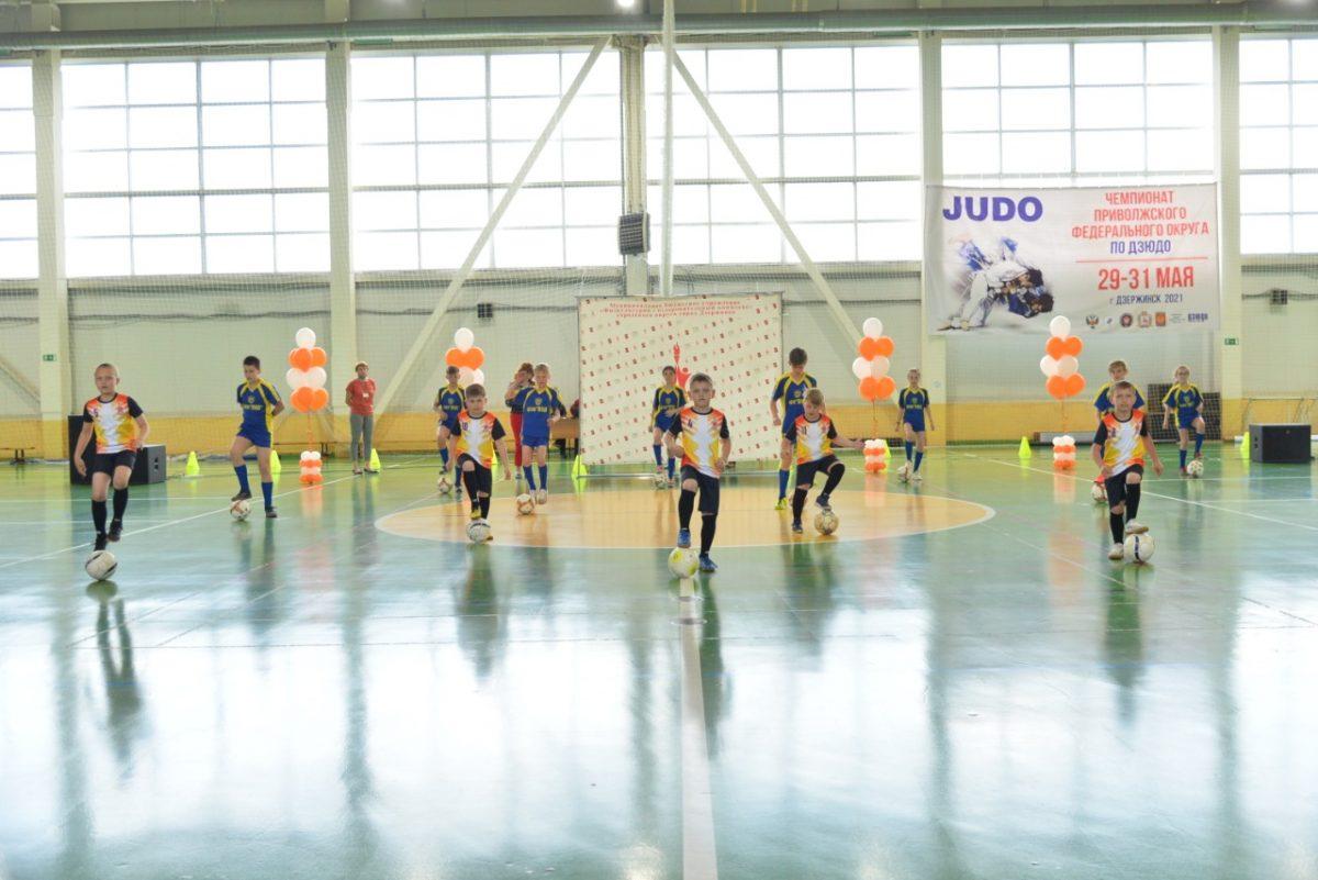 Торжественное закрытие спортивного сезона прошло в ФОК «Ока»
