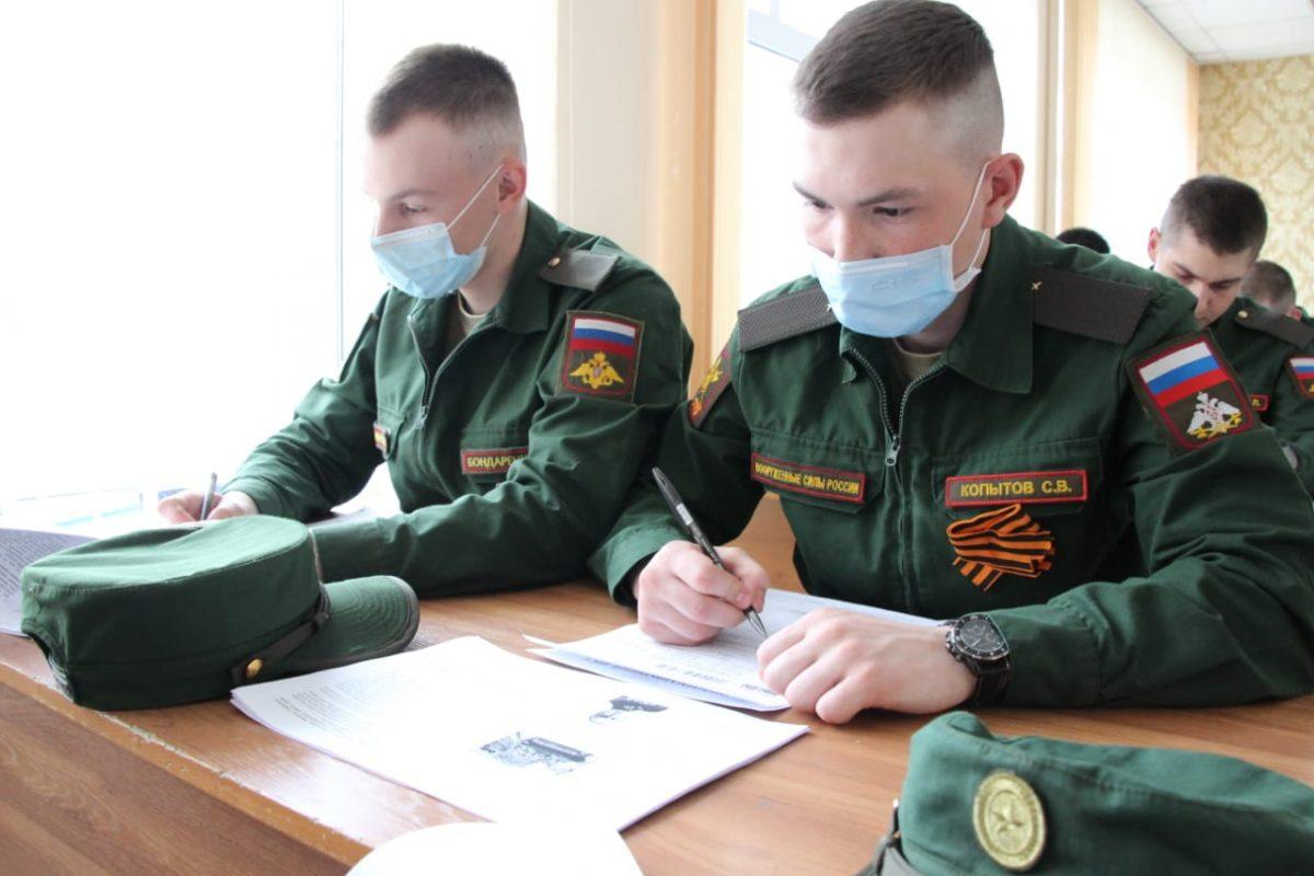 Международная историческая акция «Диктант Победы» прошла в Дзержинске