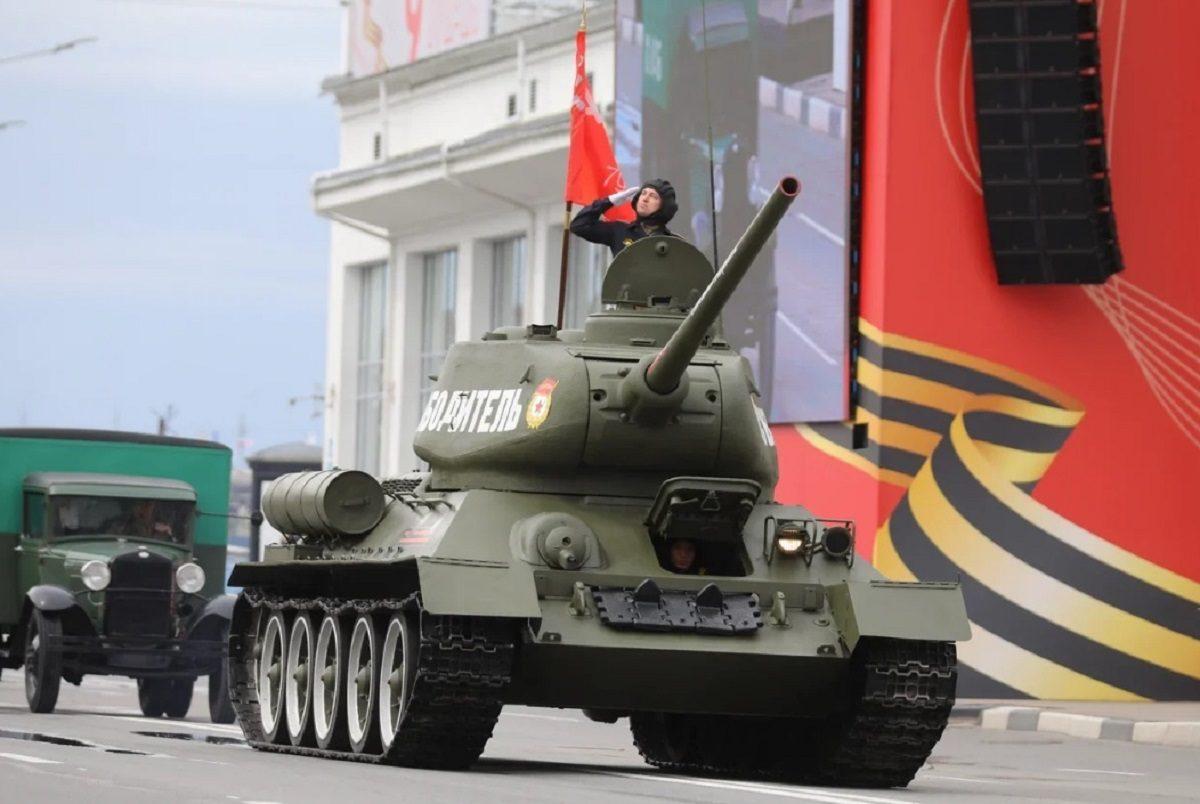 Глеб Никитин: «Парад Победы вНижнем Новгороде стал самым масштабным вистории региона»