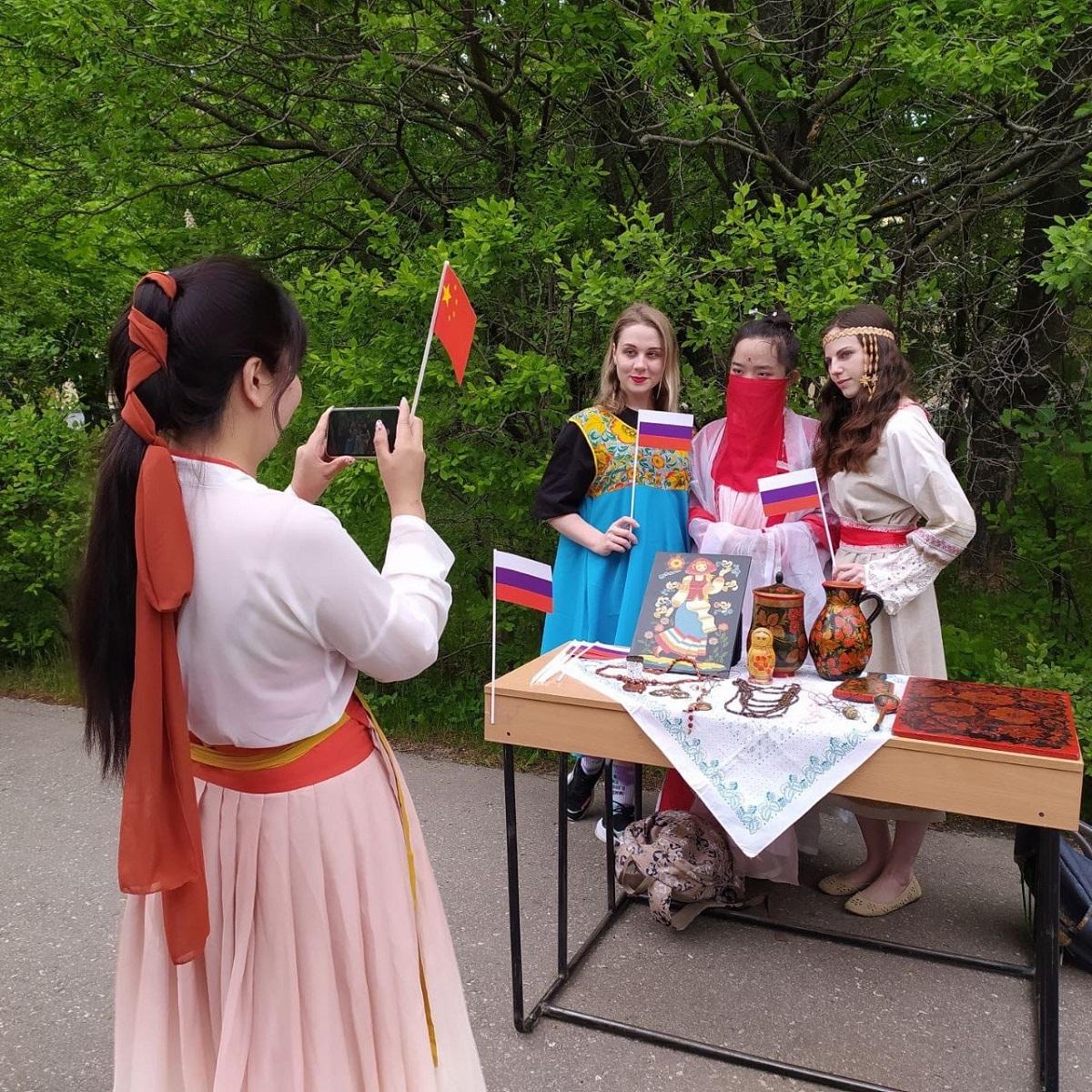В Университете Лобачевского состоялся Фестиваль культур