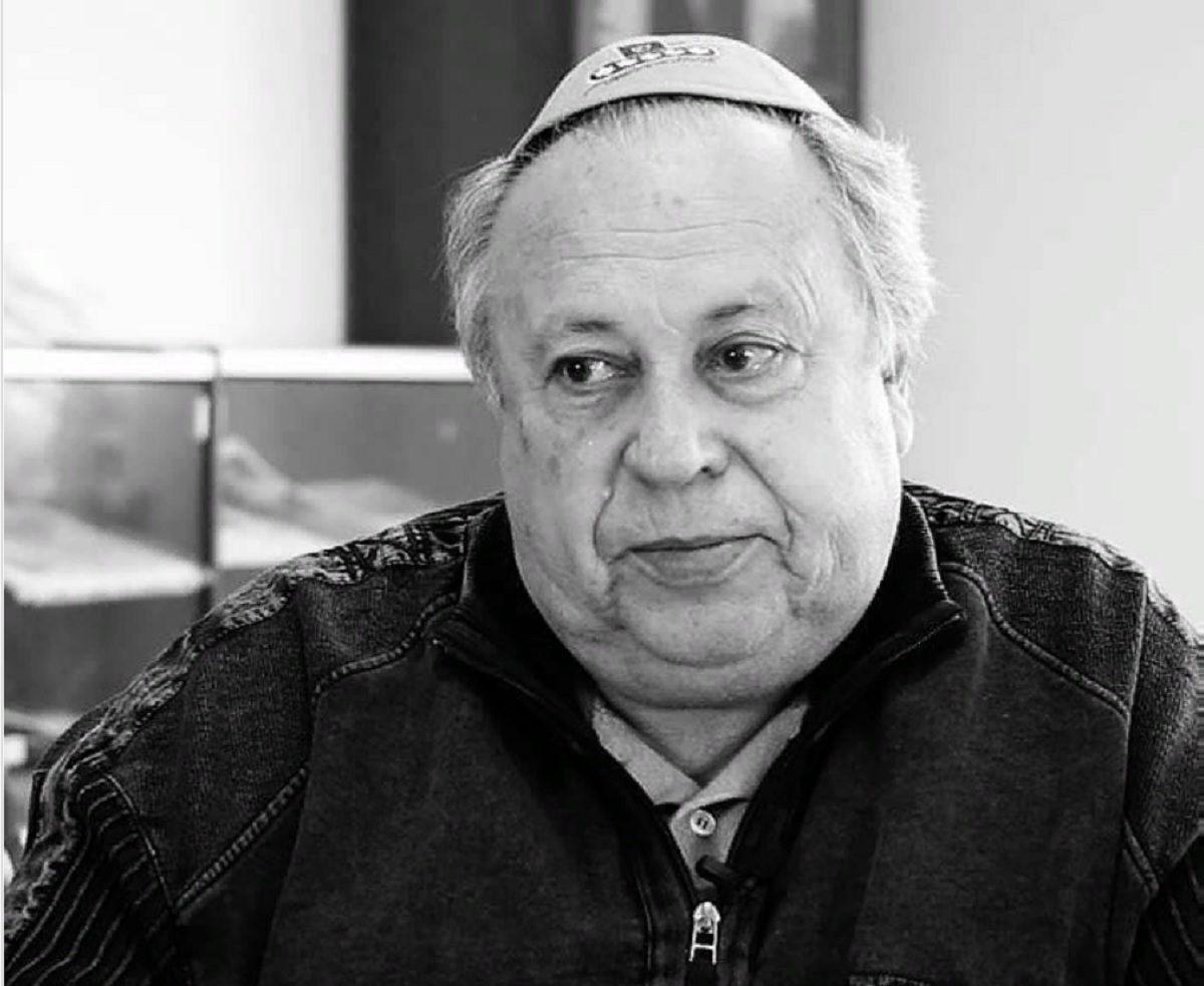 Скончался руководитель иудейской общины Дзержинска Ефим Беркович