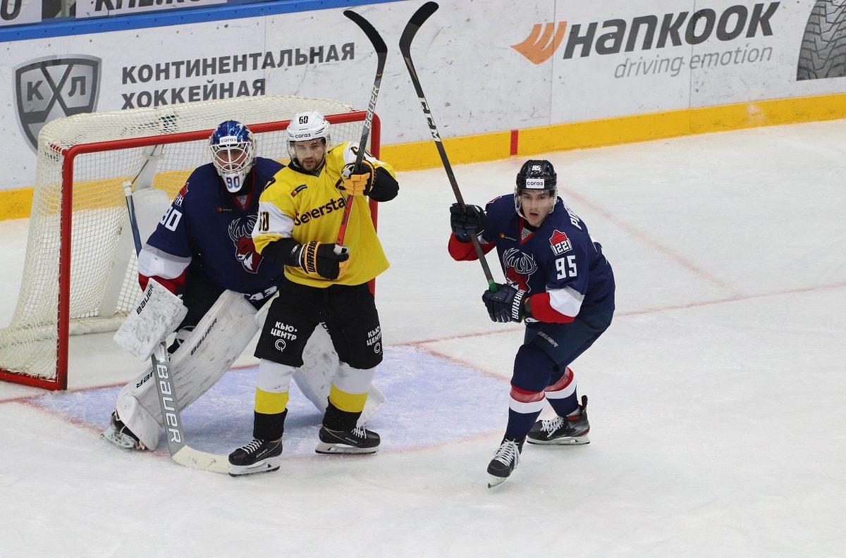 ХК «Торпедо» объявил о сотрудничестве с «Академией Михайлова»