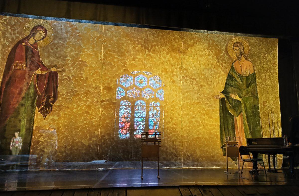 Минин и Пожарский оживут на сцене Нижегородского театра оперы и балета