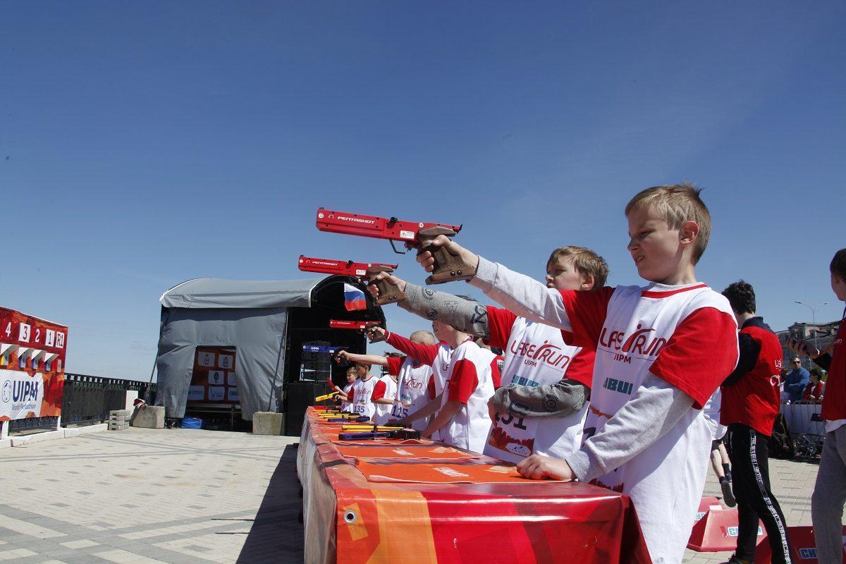 Дмитрий Сайкин: «Сильнейшие спортсмены «Лазер-ран Сити-тура» примут участие в чемпионате Европы по современному пятиборью»