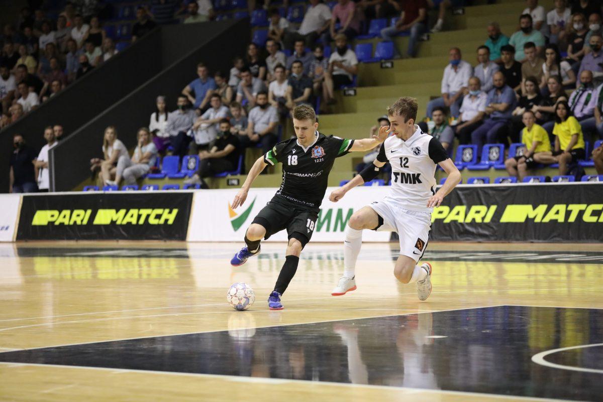 Нижегородское «Торпедо» выбыло из плей-офф чемпионата России по мини-футболу