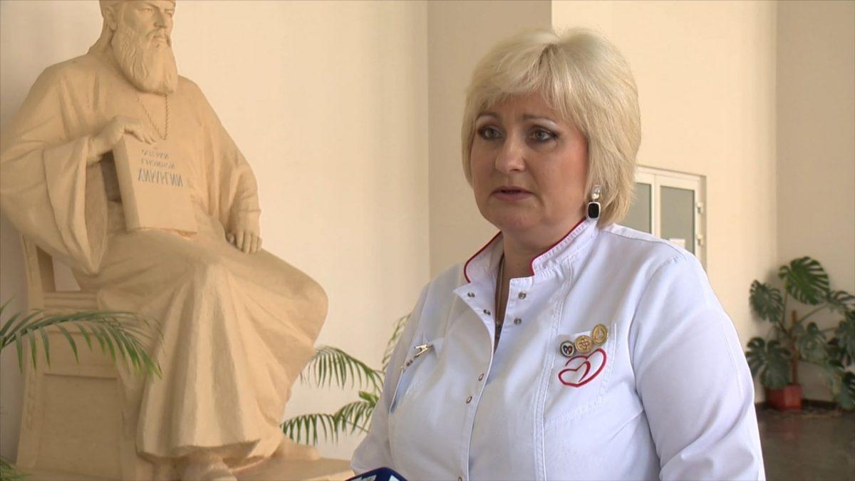 Наталья Боровкова: «Прививка — дело государственной важности»
