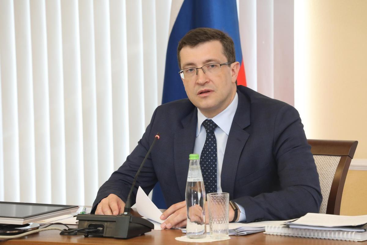Глеб Никитин: «Нам надо привести в нормативное состояние более 4 300 километров дорог до 2024 года»
