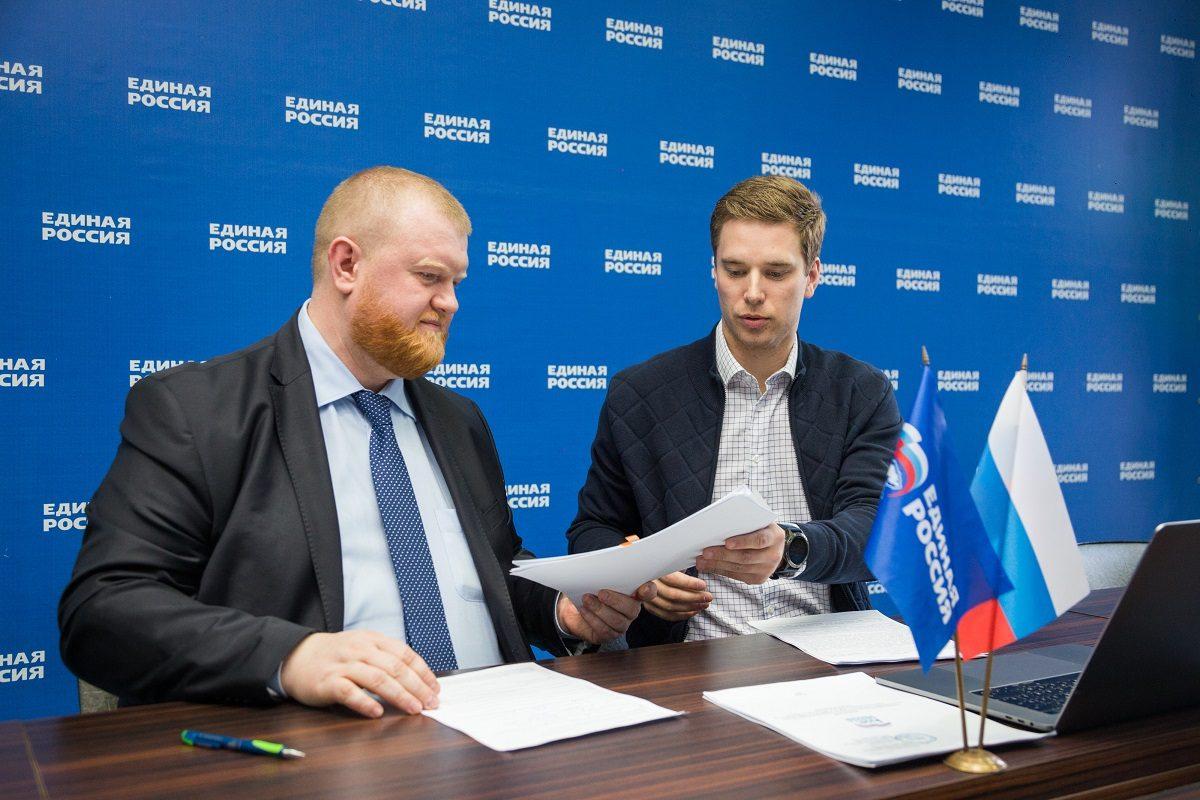 Роман Любарский планирует принять участие в выборах в Госдуму