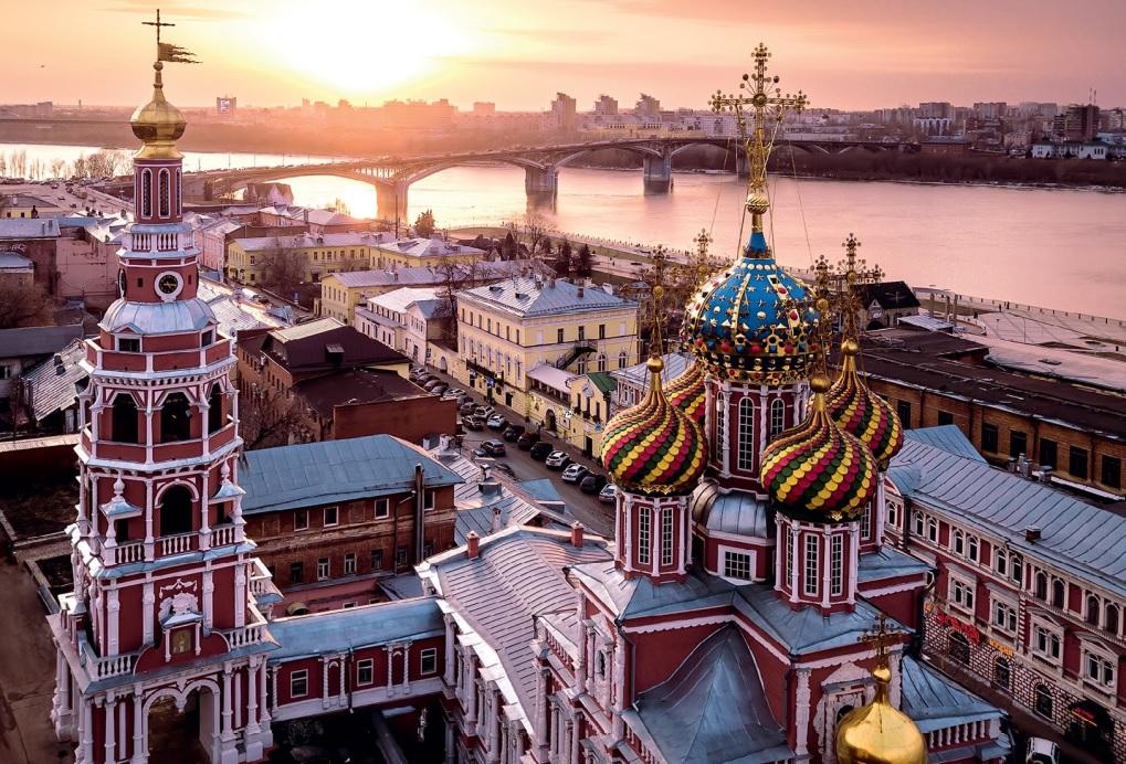Маршрут «Дорогами Александра Невского» представят на слете Российского союза туриндустрии в Нижегородской области