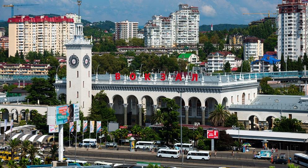 Туристов просят не приезжать в Сочи
