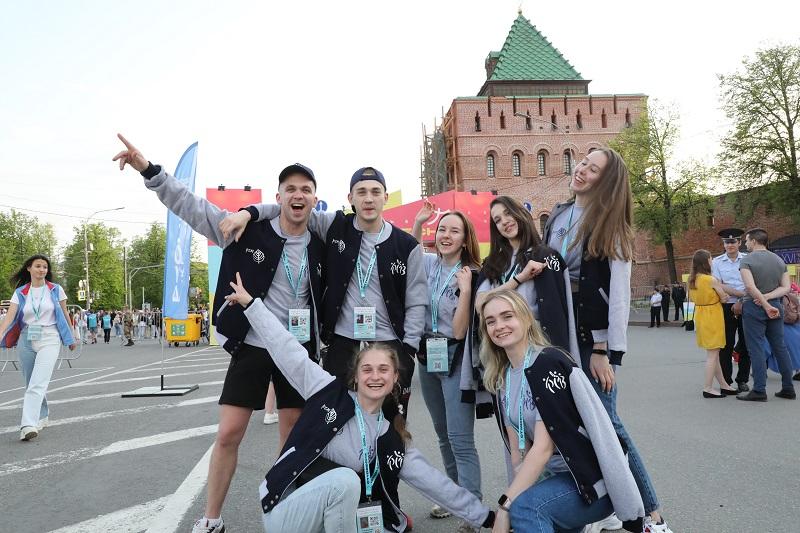 студенты молодежь