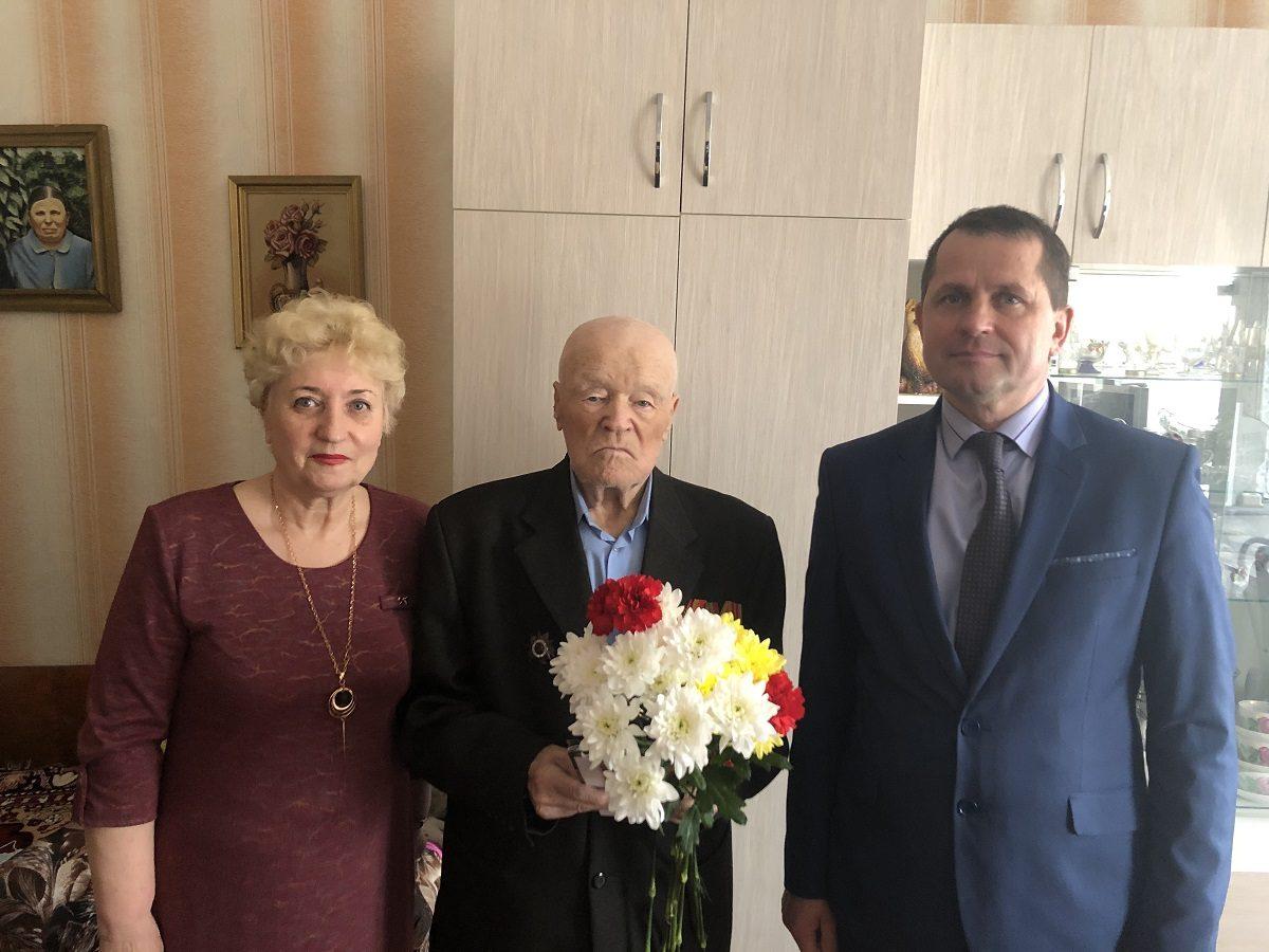 Под надёжной охраной бронепоезда: житель Ардатова рассказал, как сопровождал составы с нефтью в годы войны