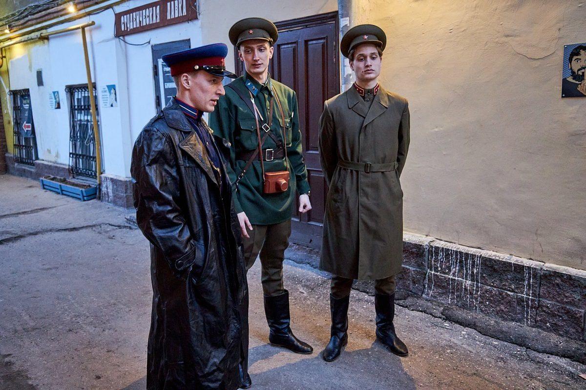 На сцене Нижегородского театрального училища покажут премьерный спектакль ко Дню Победы