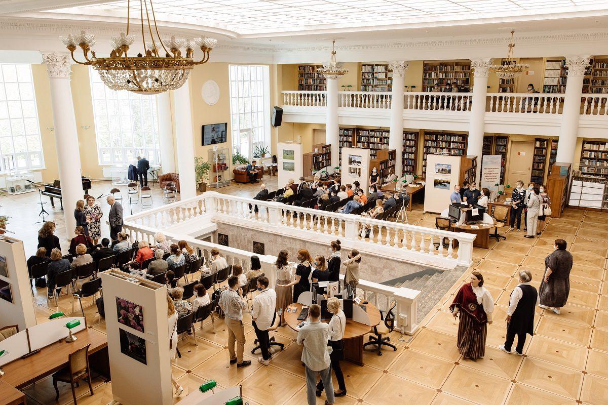 Нижний Новгород стал «Библиотечной столицей России 2021/2022»