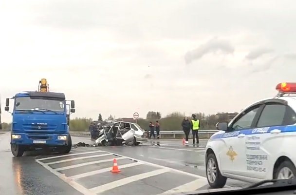 Два человека погибли в ДТП в Кстовском районе