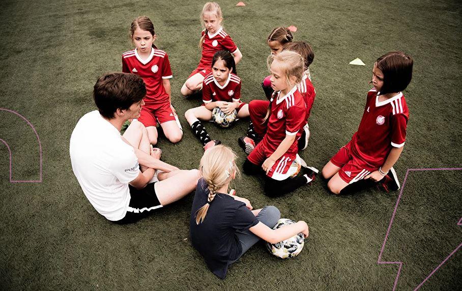Girl Power: программа бесплатных футбольных тренировок для девочек стартует вНижнем Новгороде
