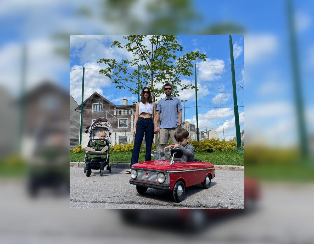 Машину-мечты купил музыкант Владимир Кристовский