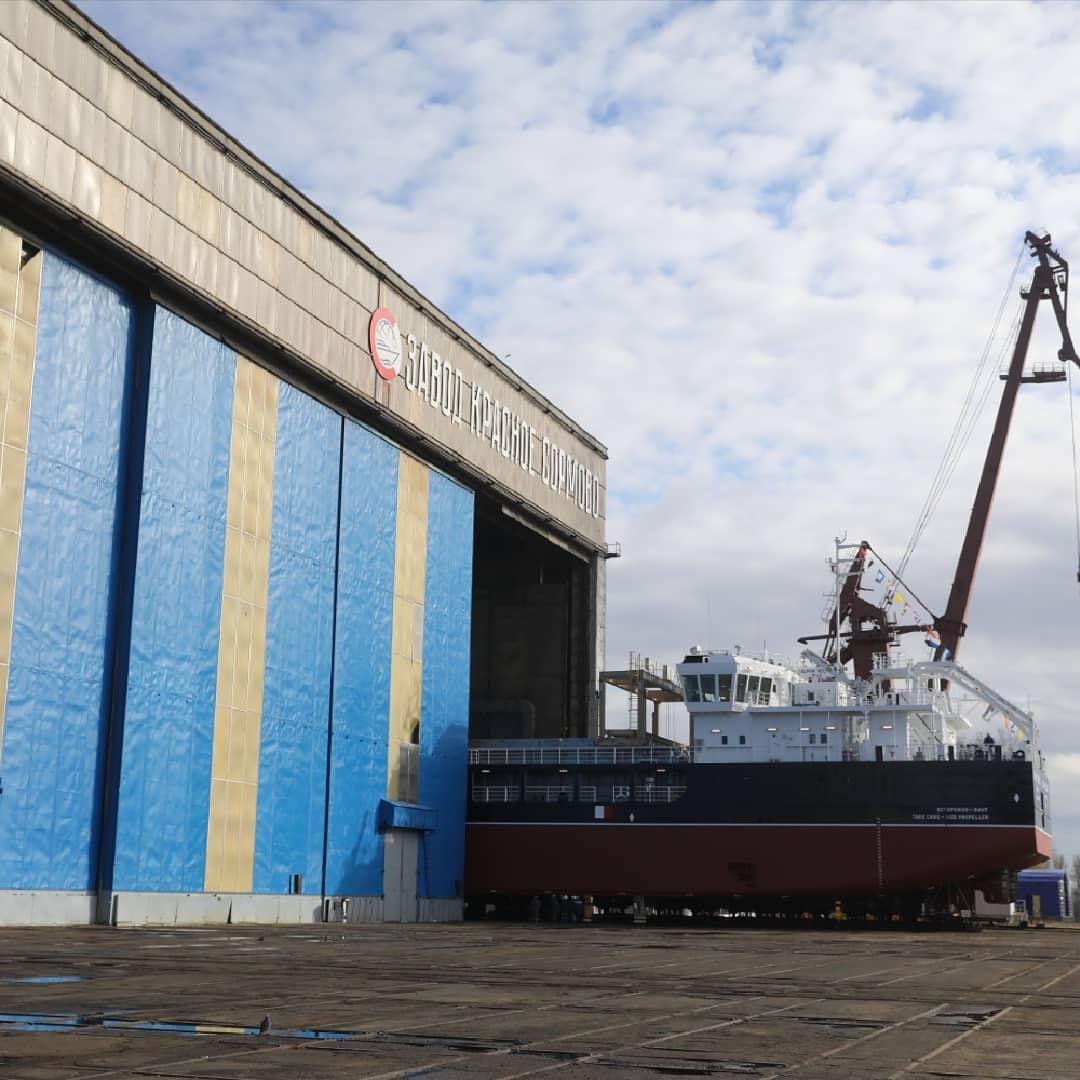 Завод «Красное Сормово» построит 11 сухогрузов для проекта RSD59