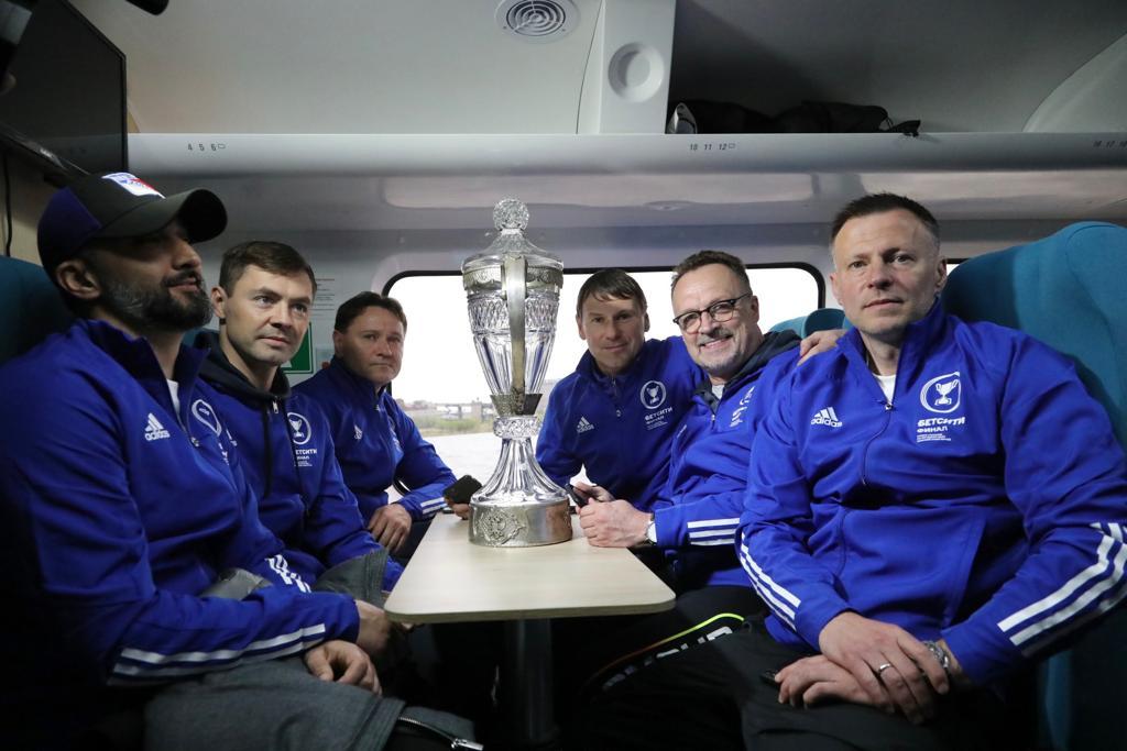 Бетсити Кубок отправился в путешествие по Нижегородской области на «Валдае»
