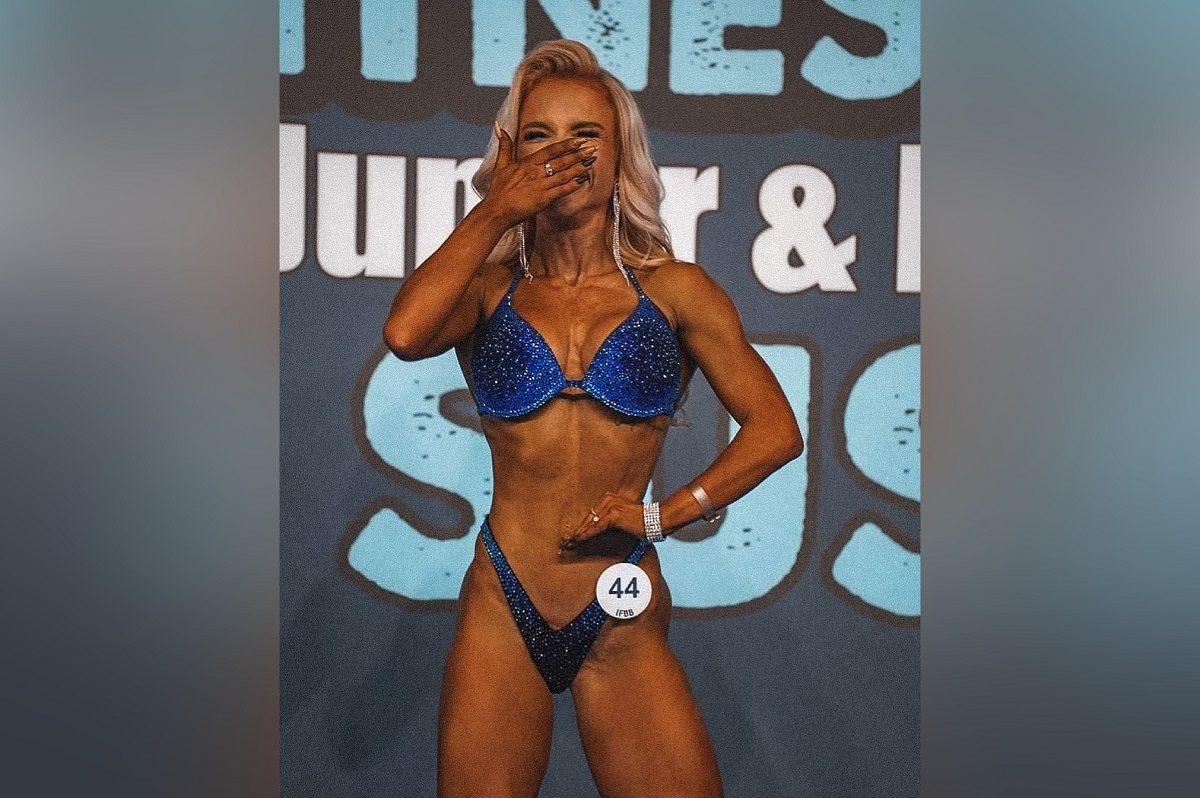 Спортсменка из Дзержинска стала чемпионкой Европы по бодибилдингу